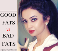 Know about Good Fats vs Bad Fats | Saturated, Unsaturated Fats & Trans Fats!