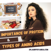 Importance of Protein, Structure, Functions, Types of Amino Acids and Sources